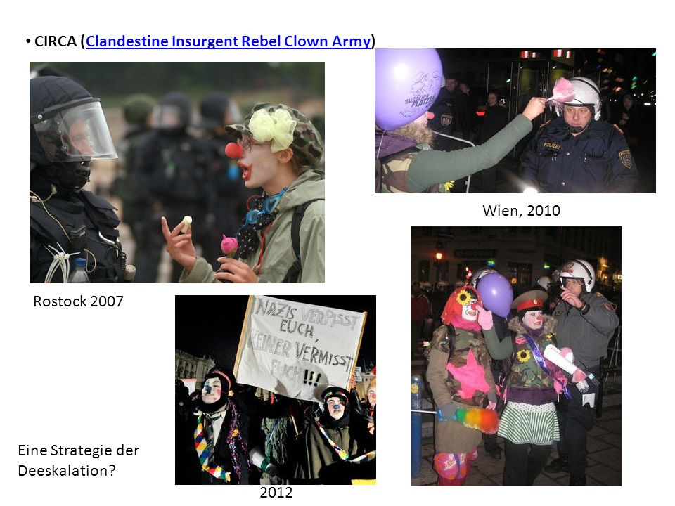 CIRCA (Clandestine Insurgent Rebel Clown Army)