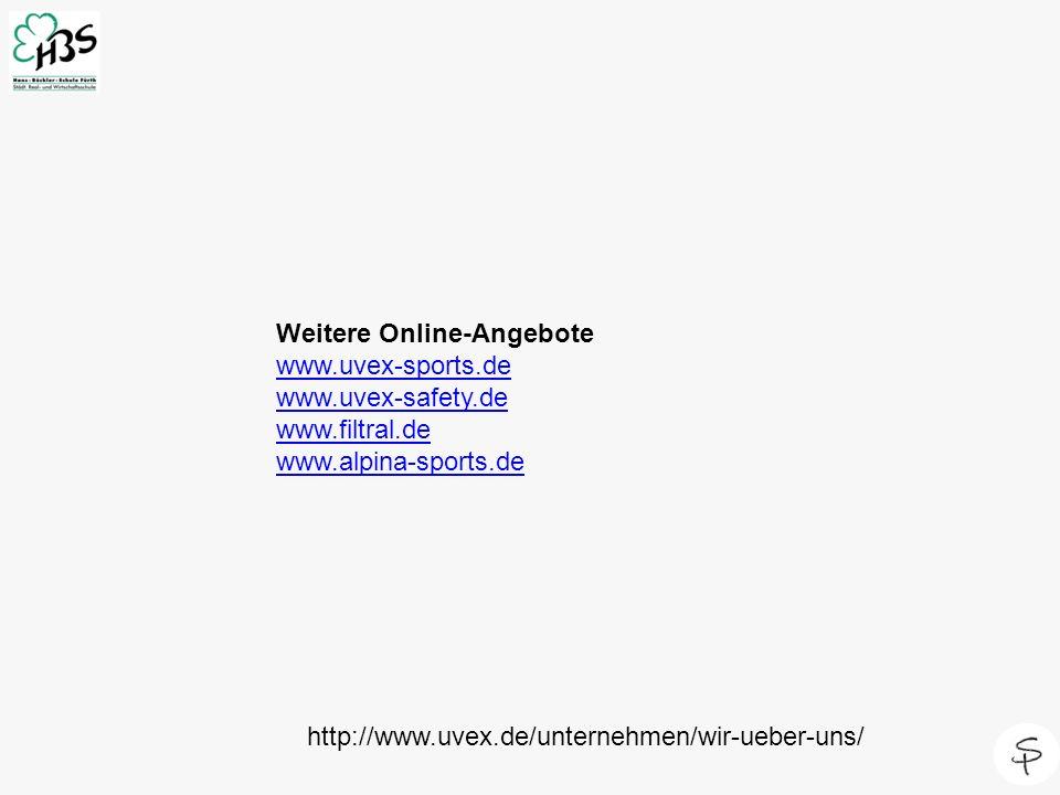 Weitere Online-Angebote