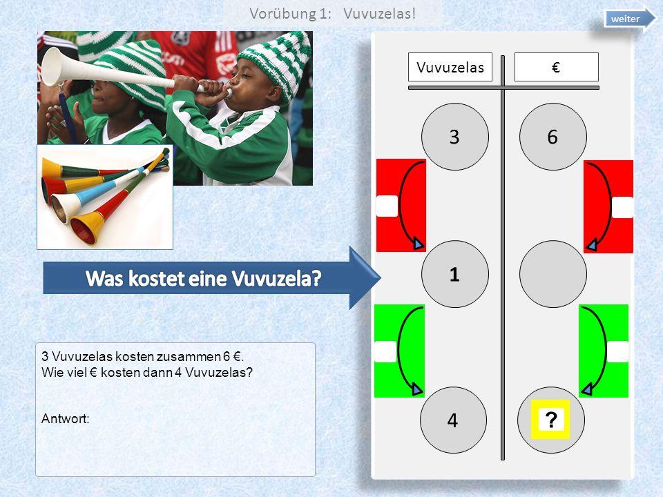 Was kostet eine Vuvuzela