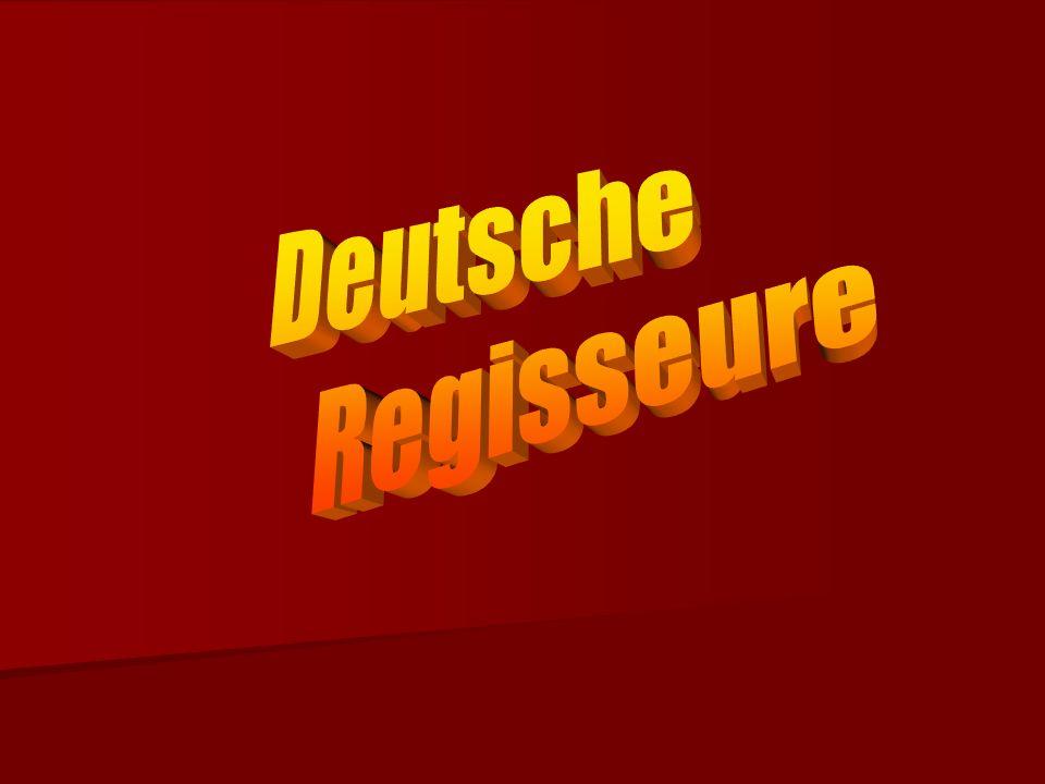 Deutsche Regisseure