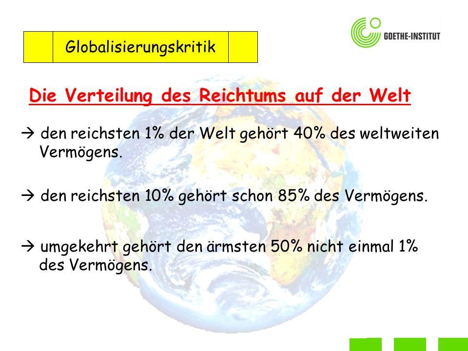Globalisierungskritik