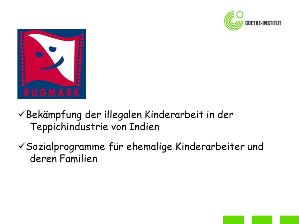 Bekämpfung der illegalen Kinderarbeit in der