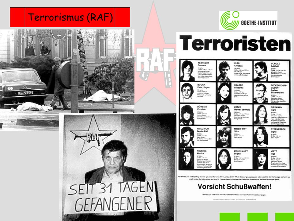 Terrorismus (RAF)