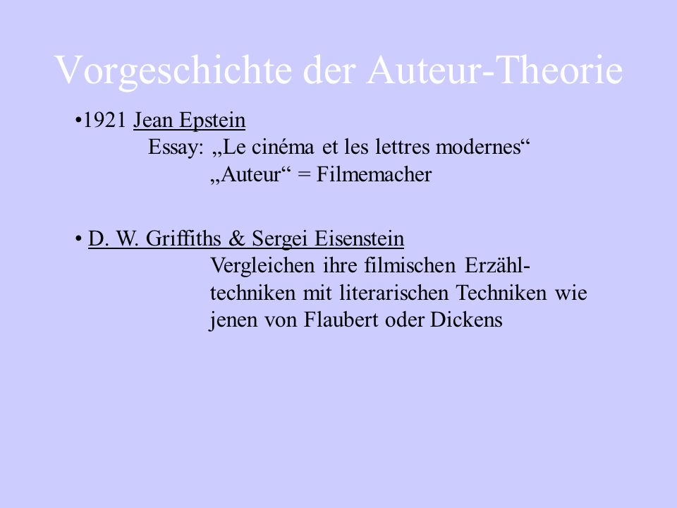 cinema theory essay Film theory film and reality when photography appears in historical development, its indexicality adds the appeal of endurance through time to the impression of likeness in painted perspective.