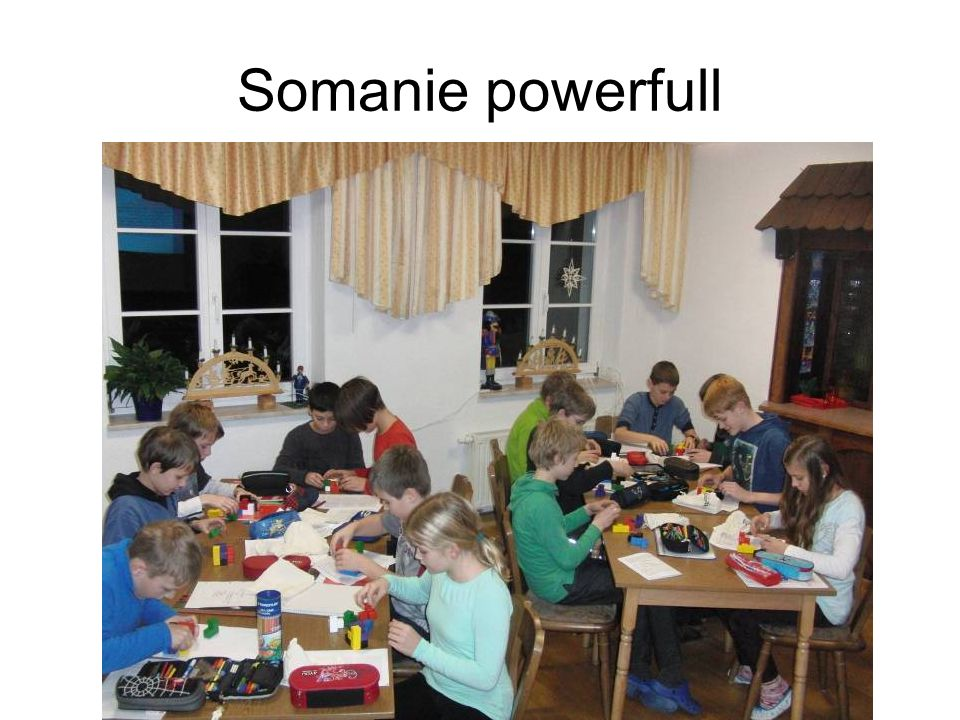 Somanie powerfull