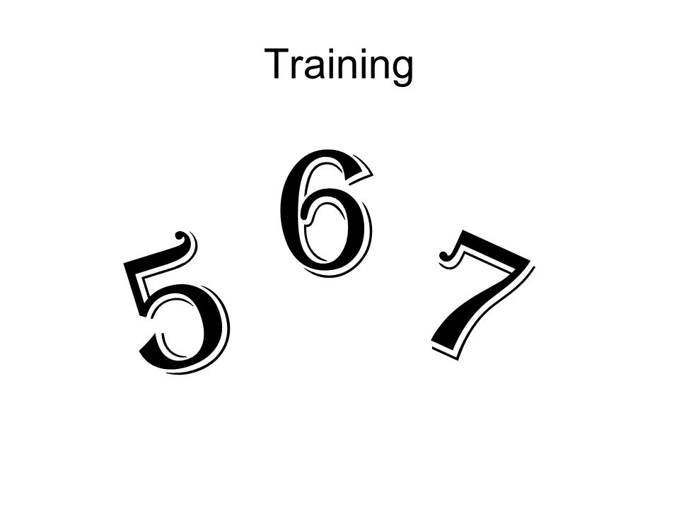 Training 6 5 7