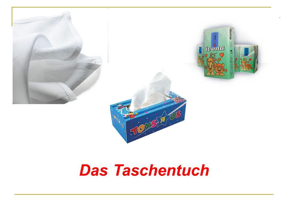 Das Taschentuch