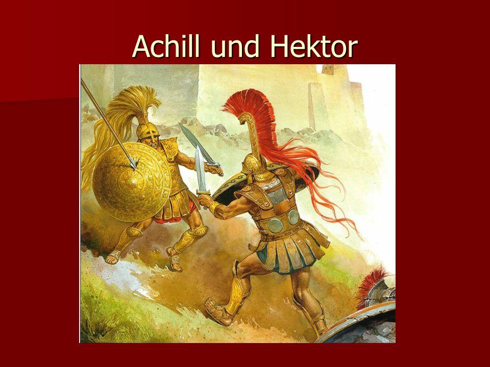 Achill und Hektor