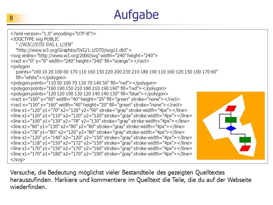 Aufgabe < xml version= 1.0 encoding= UTF-8 > <!DOCTYPE svg PUBLIC. -//W3C//DTD SVG 1.1//EN