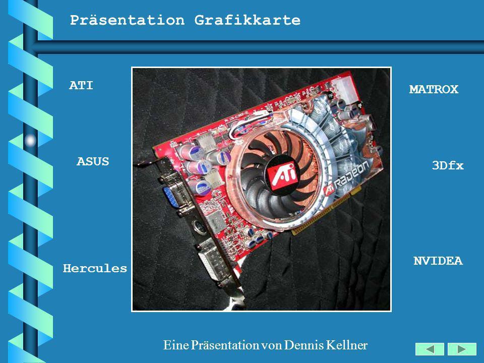 Eine Präsentation von Dennis Kellner