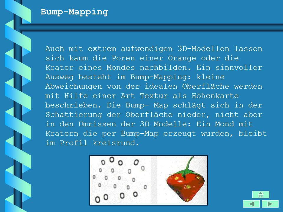 Bump-Mapping