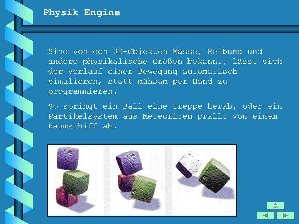 Physik Engine