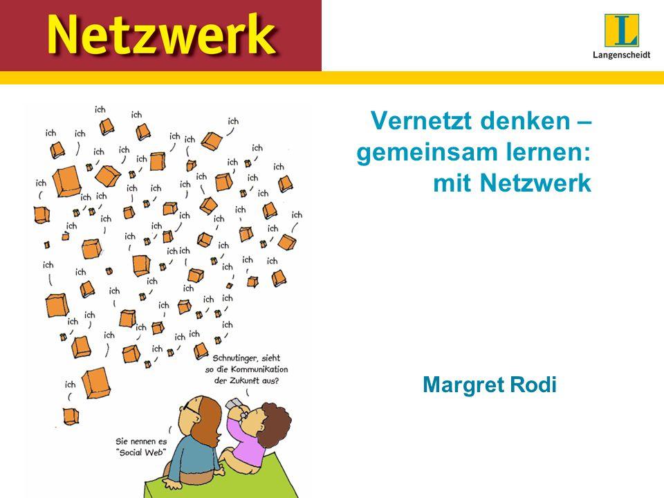 Vernetzt denken – gemeinsam lernen: mit Netzwerk