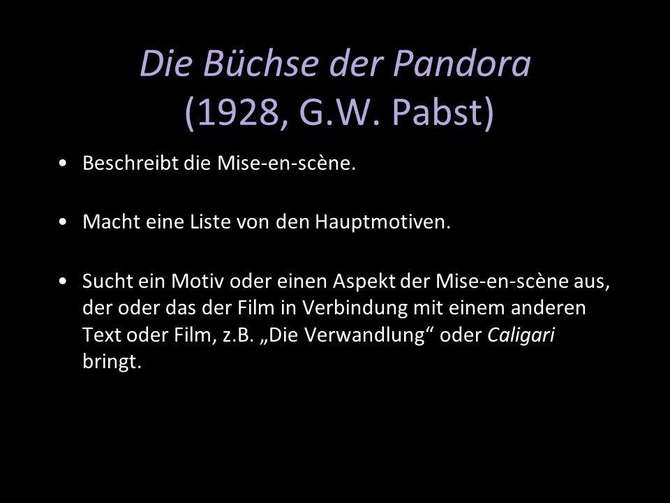 Die Büchse der Pandora (1928, G.W. Pabst)