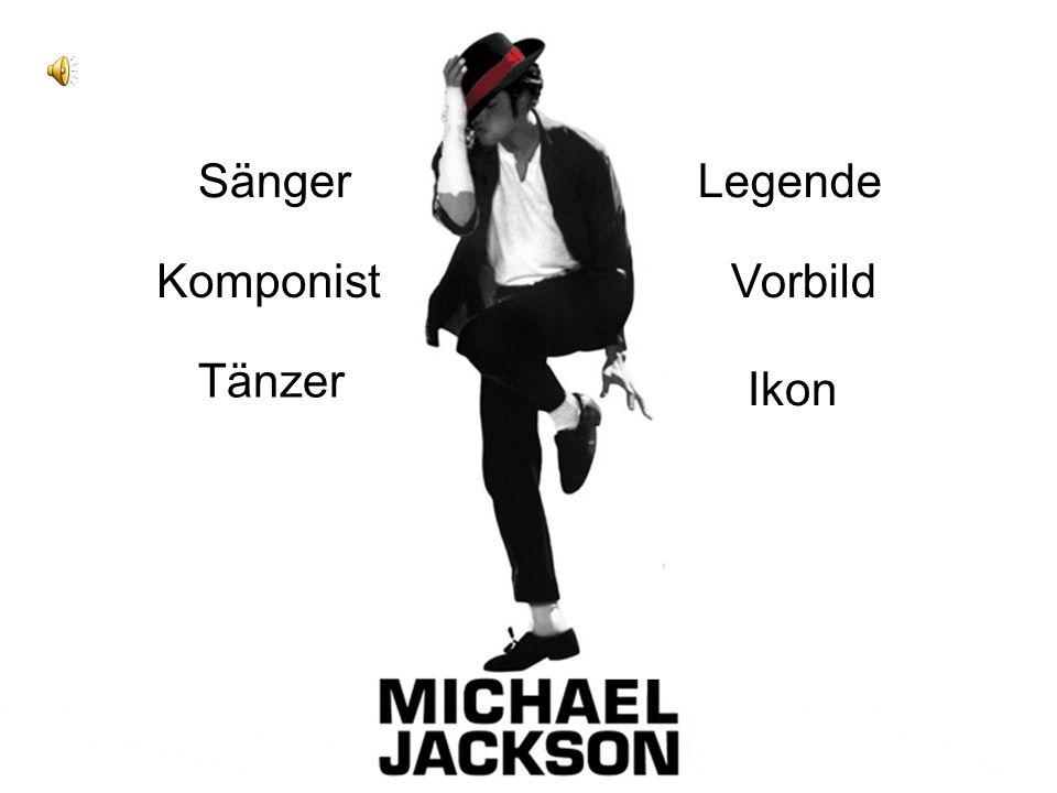 Sänger Legende Komponist Vorbild Tänzer Ikon