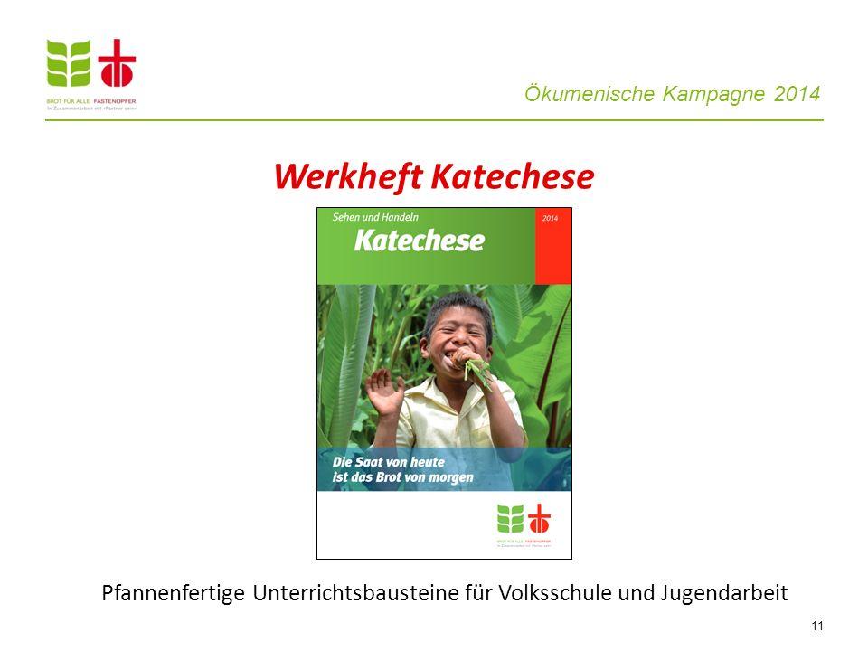 Pfannenfertige Unterrichtsbausteine für Volksschule und Jugendarbeit