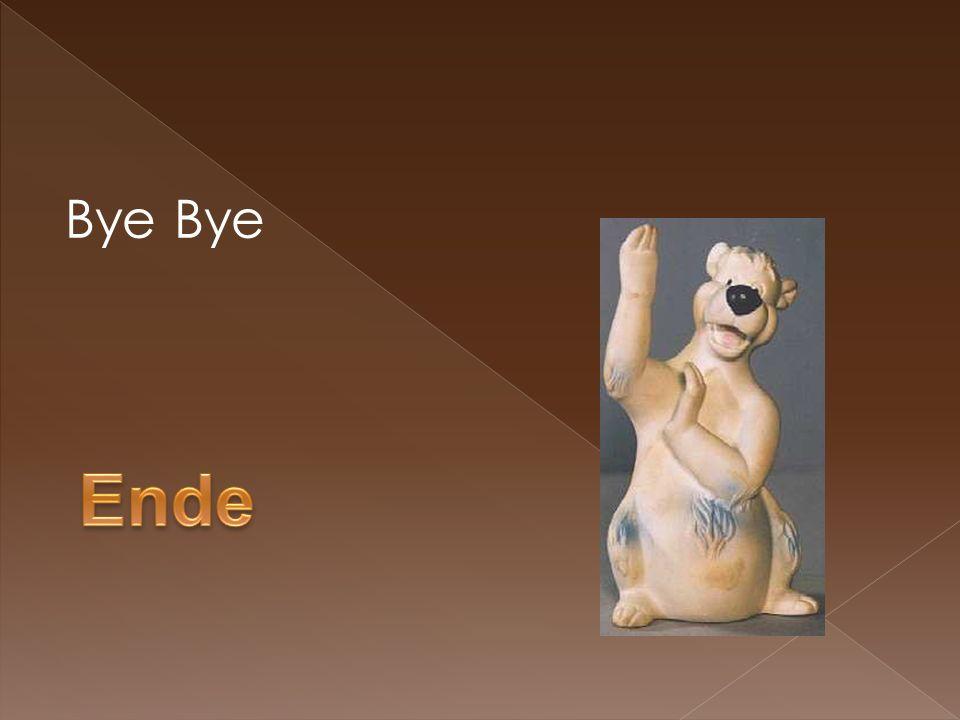 Bye Bye Ende