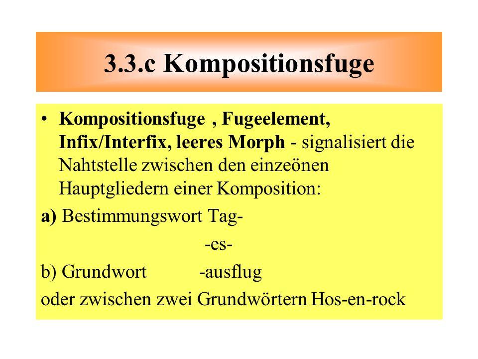 3.3.c Kompositionsfuge