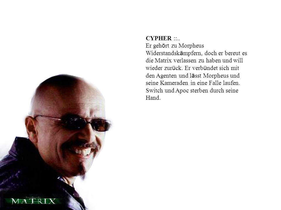 CYPHER ::..