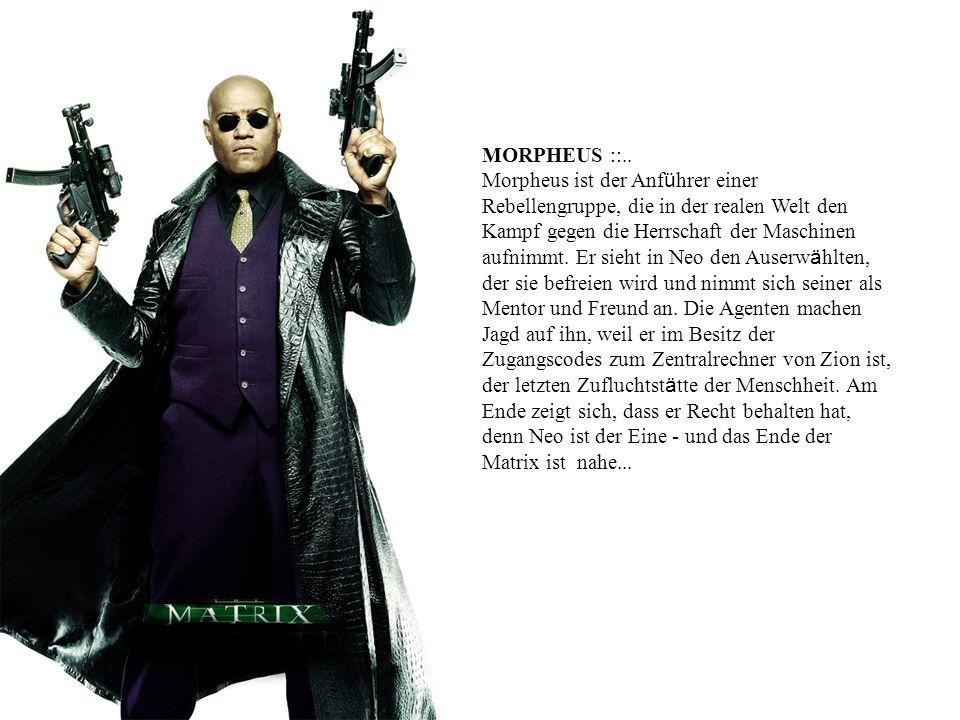 MORPHEUS ::..