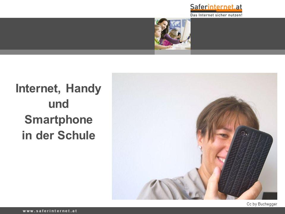 Internet, Handy und Smartphone in der Schule