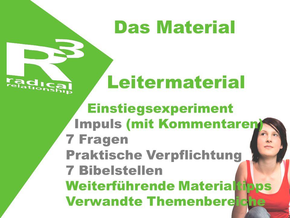 Das Material Leitermaterial