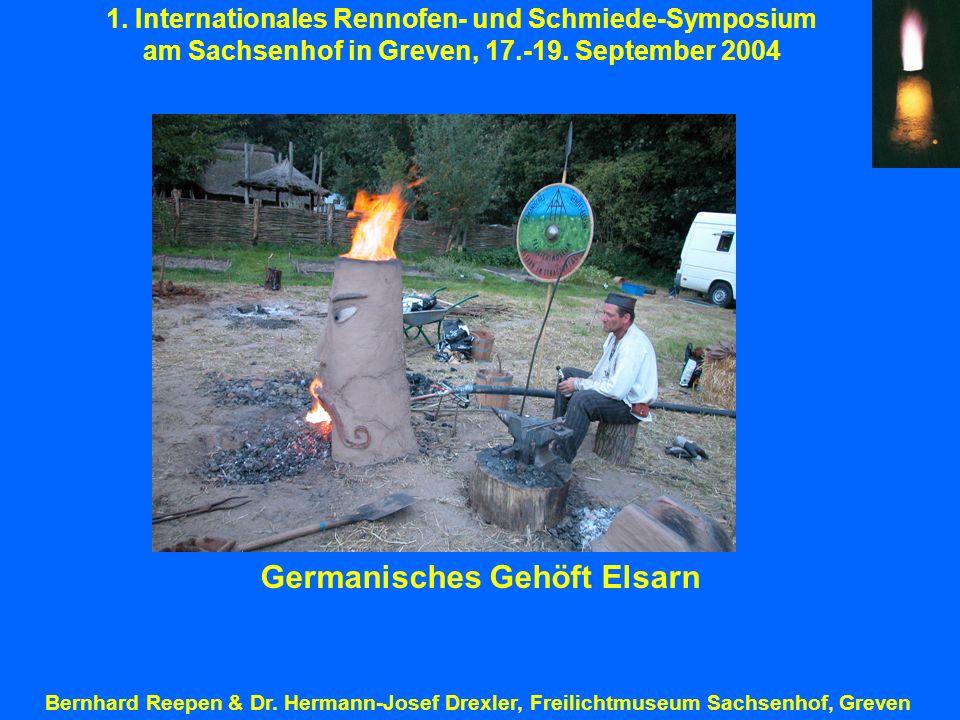 Germanisches Gehöft Elsarn