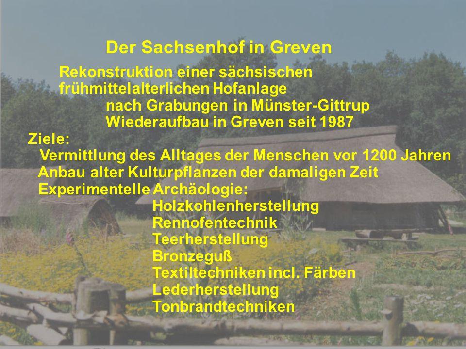 Der Sachsenhof in Greven