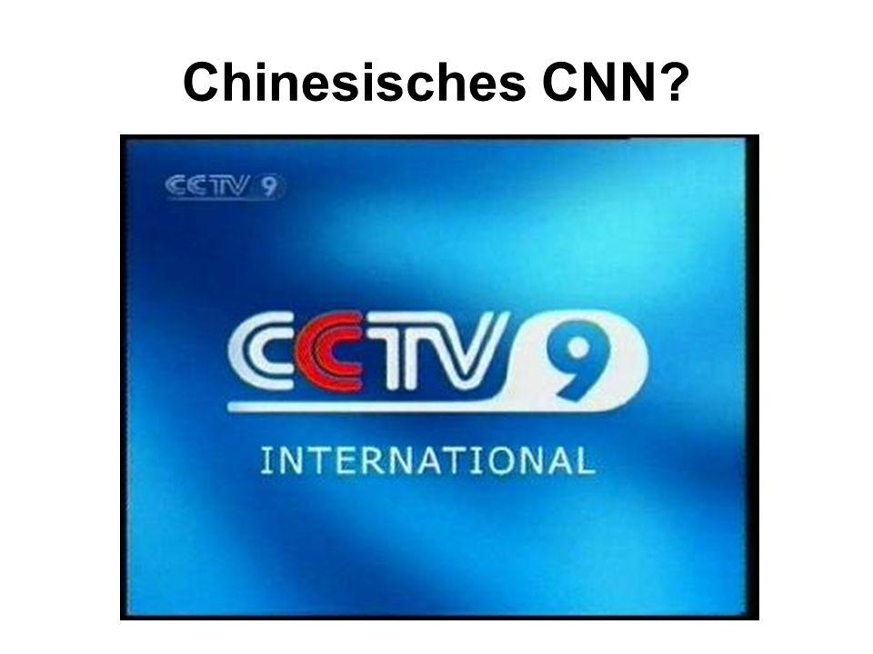 Chinesisches CNN