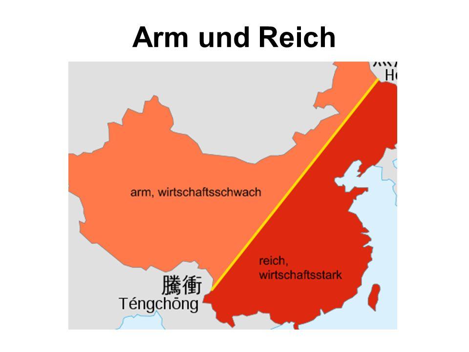 Arm und Reich