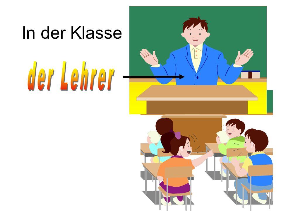 In der Klasse der Lehrer