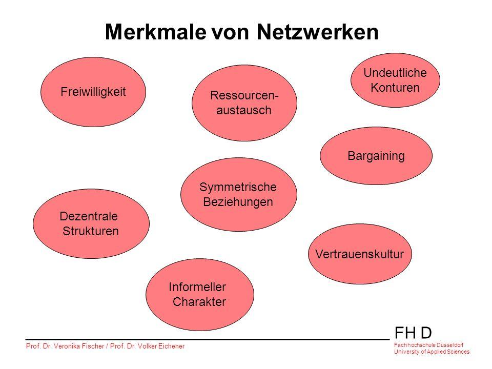 Merkmale von Netzwerken