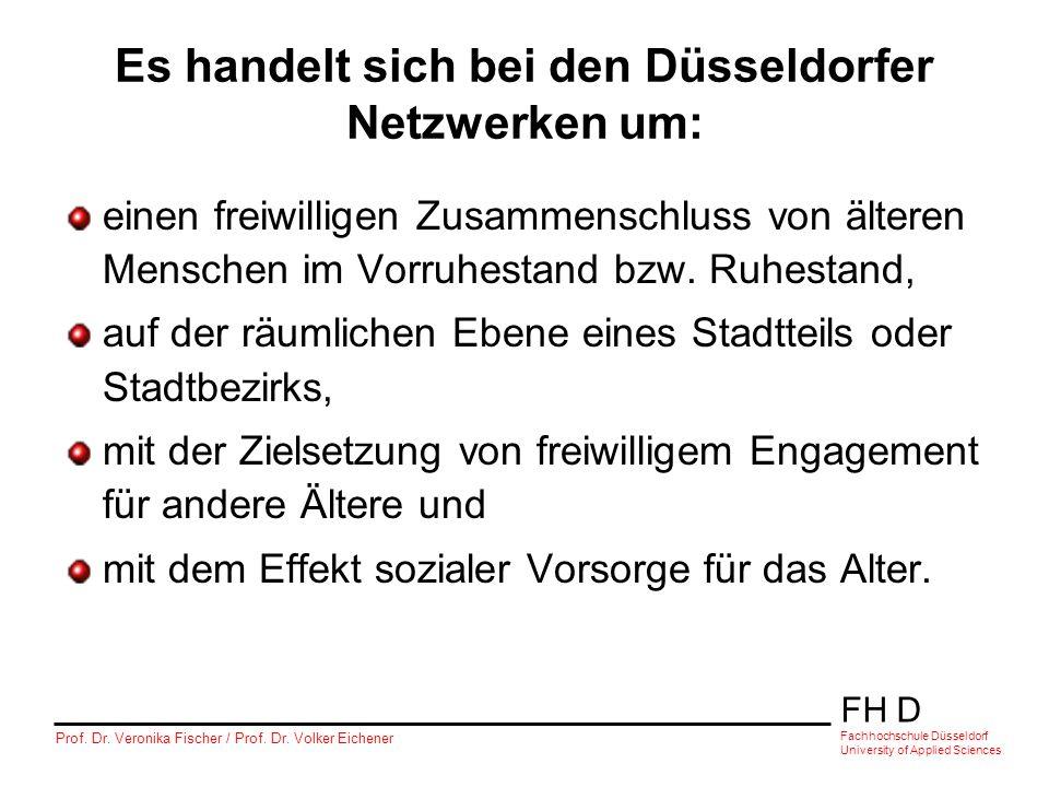Es handelt sich bei den Düsseldorfer Netzwerken um: