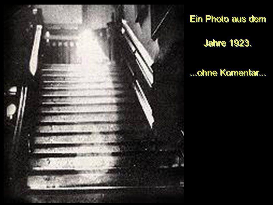Ein Photo aus dem Jahre 1923. ...ohne Komentar... ghost