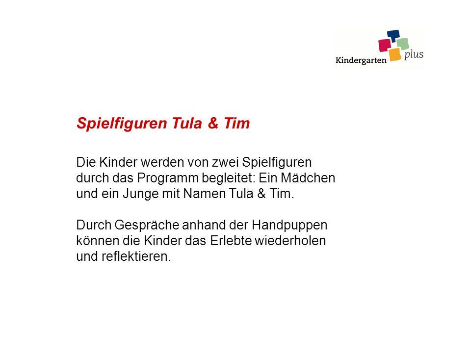 Spielfiguren Tula & Tim