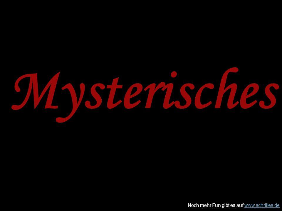 Mysterisches