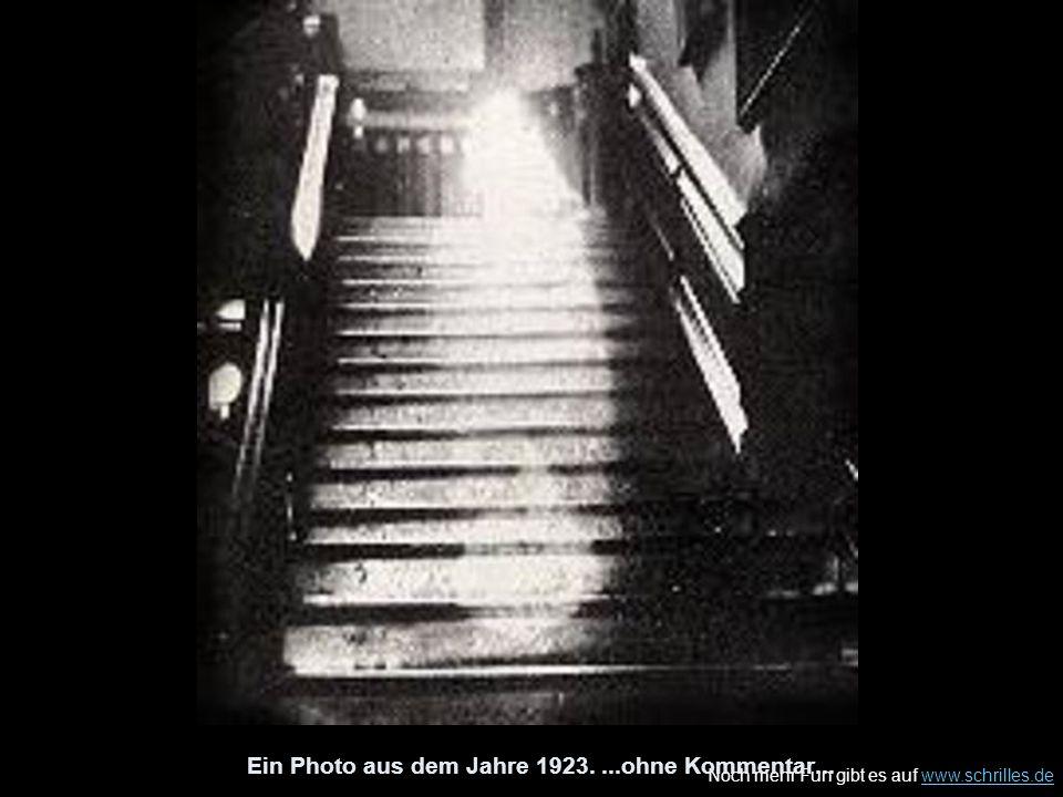 Ein Photo aus dem Jahre 1923. ...ohne Kommentar...