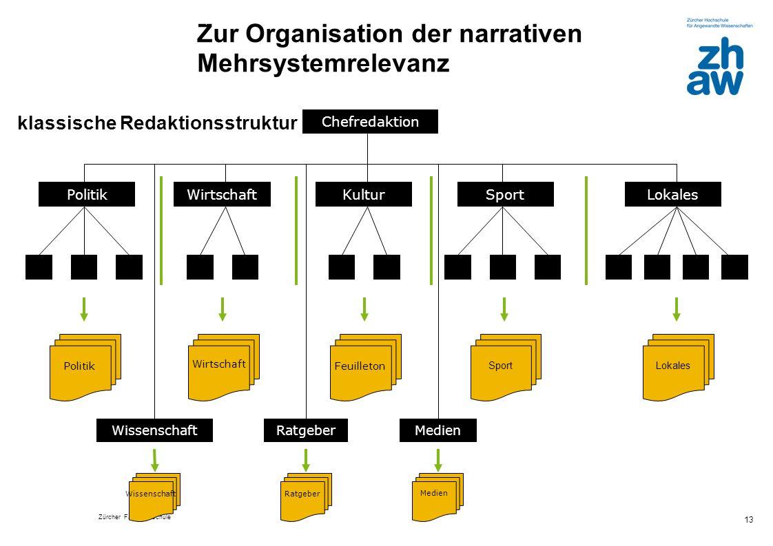 Zur Organisation der narrativen Mehrsystemrelevanz