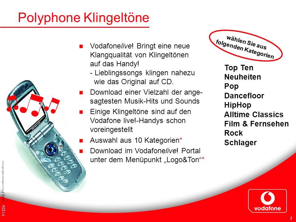 Polyphone Klingeltöne