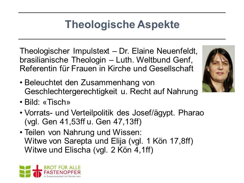 Theologische Aspekte