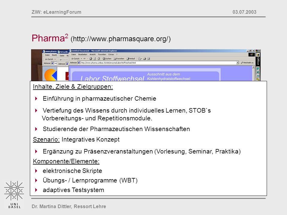 Pharma2 (http://www.pharmasquare.org/)