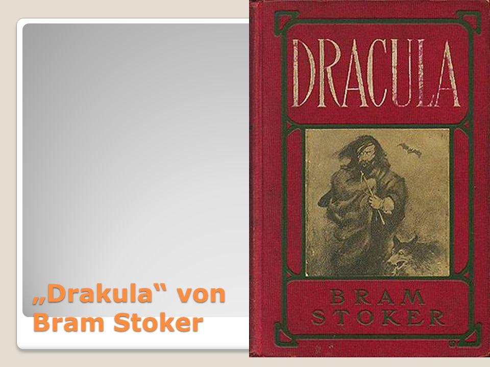 """Drakula von Bram Stoker"