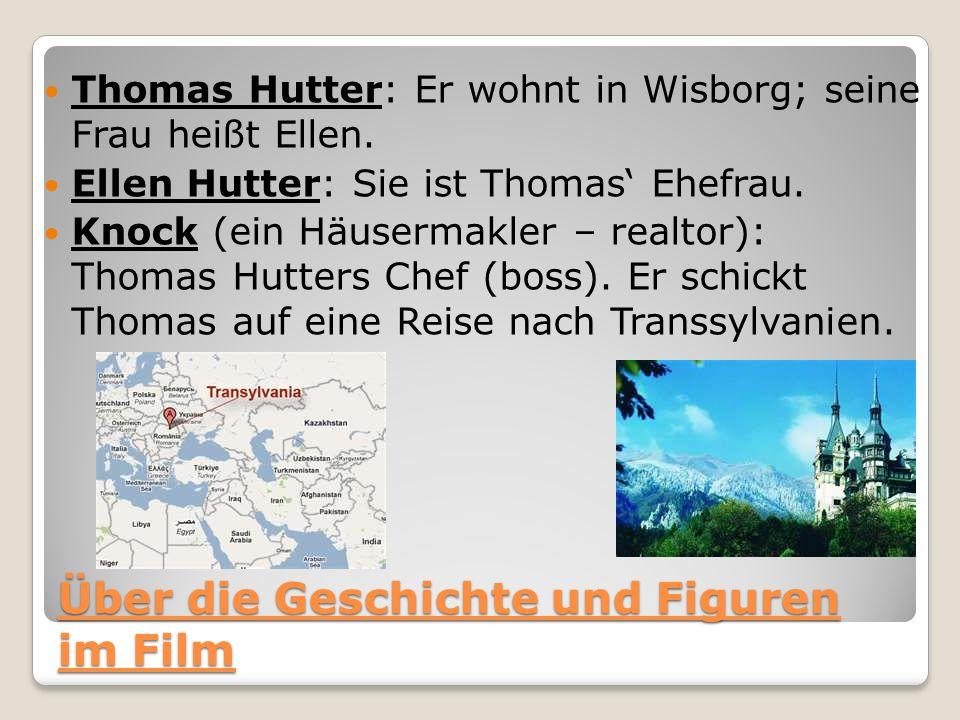Über die Geschichte und Figuren im Film