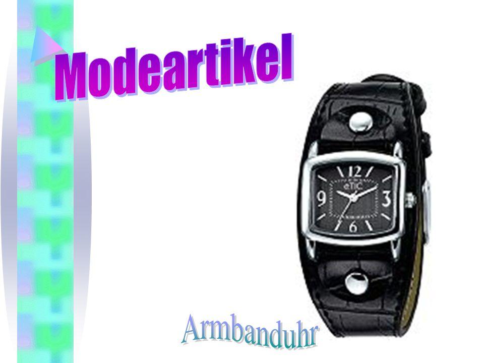 Modeartikel Armbanduhr