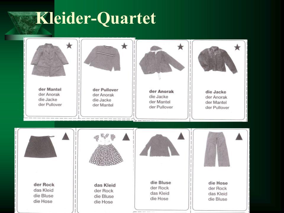 Kleider-Quartet