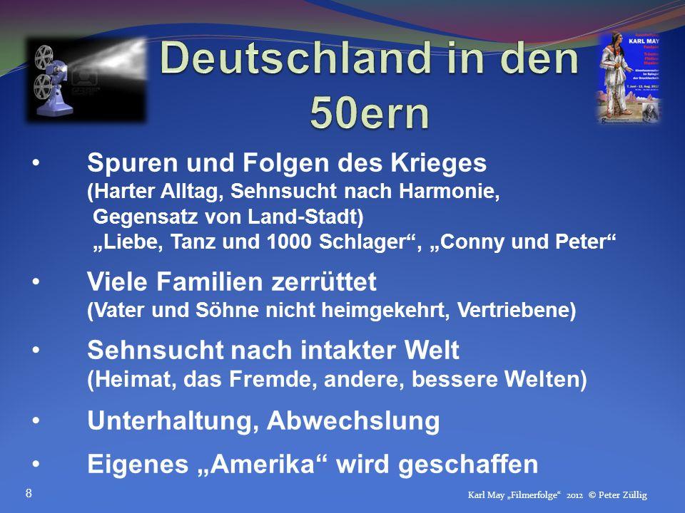 Deutschland in den 50ern