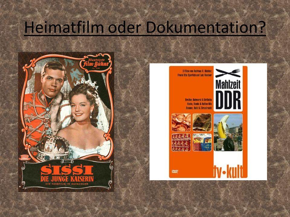 Heimatfilm oder Dokumentation