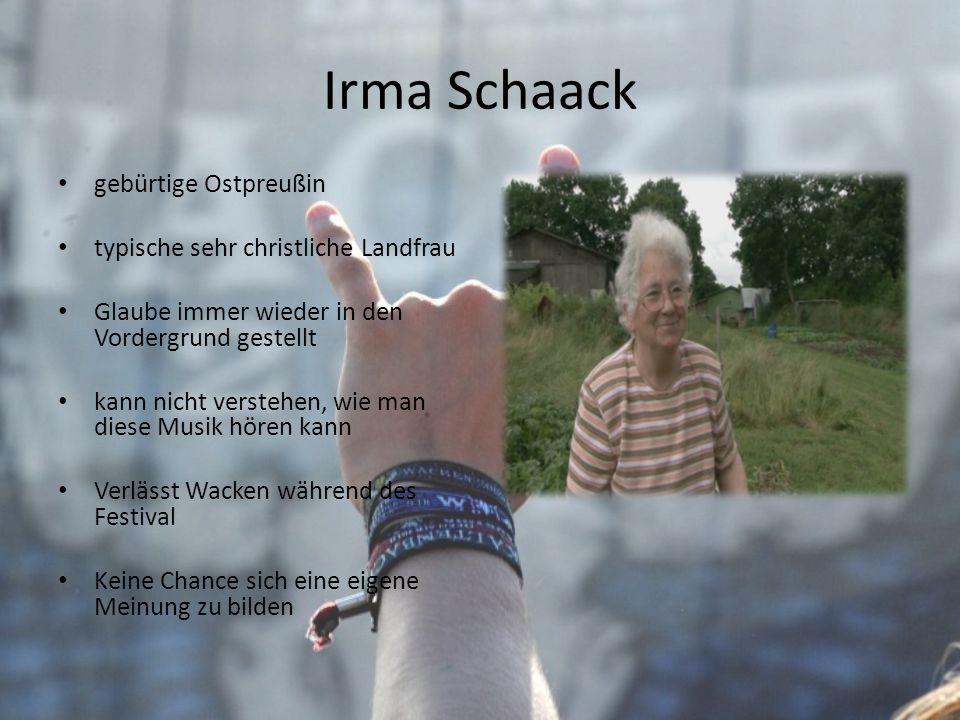 Irma Schaack gebürtige Ostpreußin typische sehr christliche Landfrau