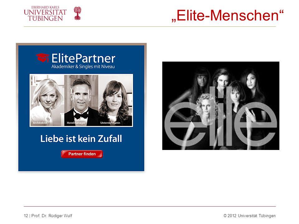 """""""Elite-Menschen"""