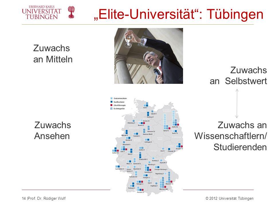 """Elite-Universität : Tübingen"